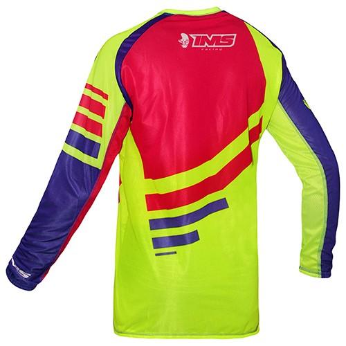 Camisa IMS Sprint Royal Vermelha Promoção