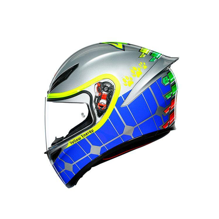 Capacete AGV K1 Rossi Mugello 2015