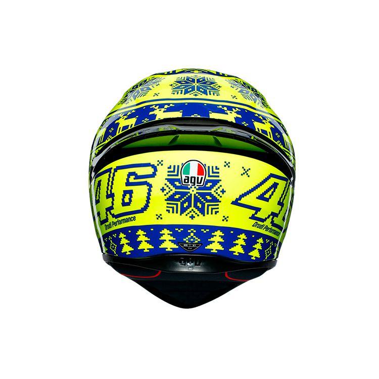 Capacete AGV K1 Winter Test 2015