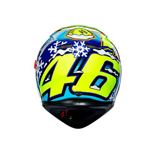Capacete AGV K3 SV Winter Test 2016 + Pinlock