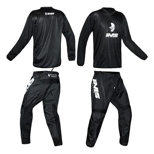 Conjunto IMS MX Preto Camisa+Calça Promoção