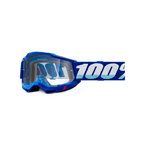 Óculos 100% Accuri 2 Blue Azul Espelhado