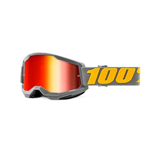 Óculos 100% Strata 2 Upsol Izipizi Espelhado