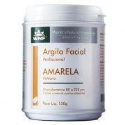 Argila Amarela Natural - 150g - WNF