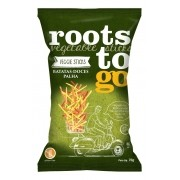 Batata Doce palha - 70g - Roots to Go