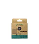 Bucha de Inox - 1 unidade - 100% Reciclável - Positiva