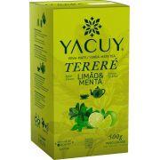 Erva Tereré Limão com Menta 500g - Yacuy