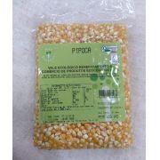 Milho Pipoca Orgânico 1kg - Vale ecológico