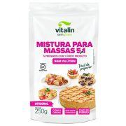 Mistura Integral para Massas 5 em 1 - 250g - Vitalin