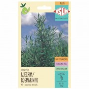 Sementes de Alecrim / Rosmarinho - Isla Sementes