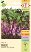 Sementes de Repolho - Microverde - Isla Sementes