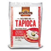 Tapioca - Sem Glúten - DaCOlonia