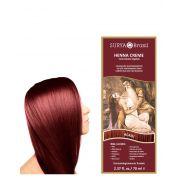 Tintura Natural para Cabelo - Henna Creme Acajú 70ml - Surya Brasil