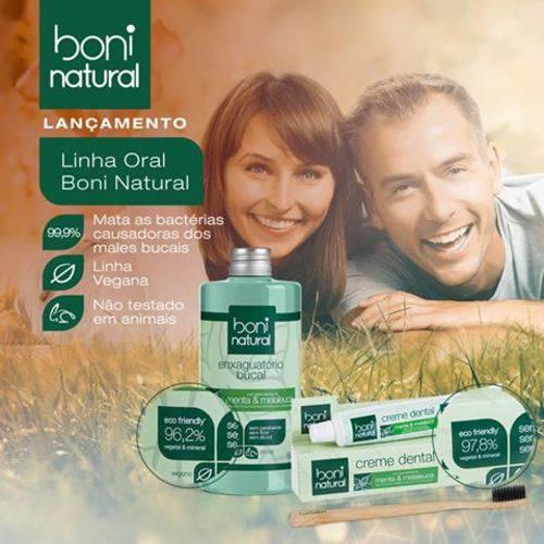 Antisséptico Bucal Boni Natural