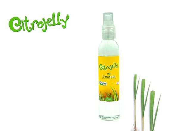 Citrojelly Spray Aroma Ambiente, Natural, Orgânico e Vegano- 200ml - WNF