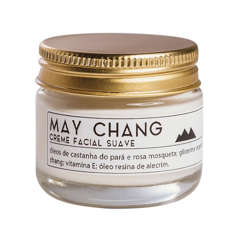 Creme Facial May Chang 30g - Terral