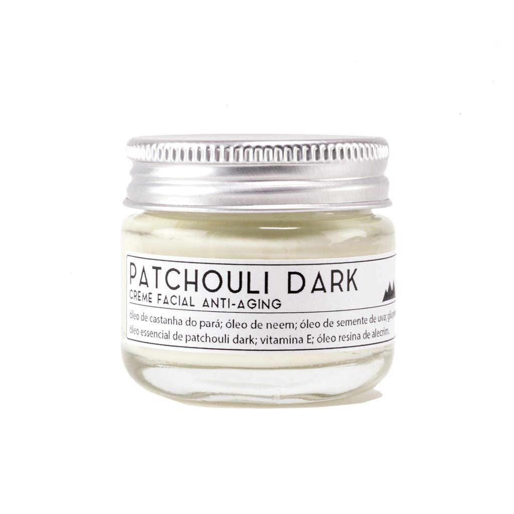 Creme Facial Patchouli Dark 30g - Terral