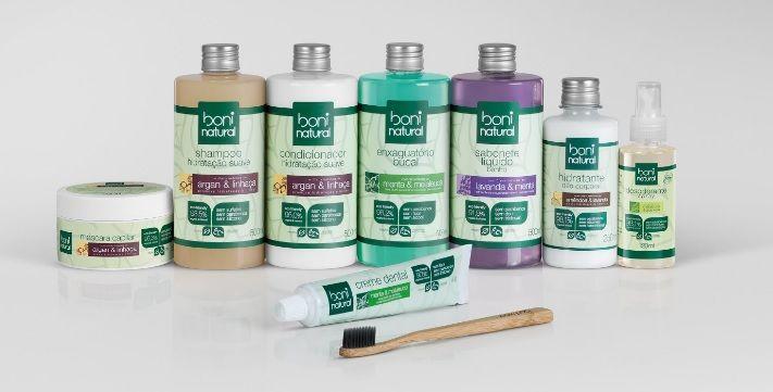 Desodorante Spray Natural e Vegano - Malaleuca e Toranja - 120ml - Boni