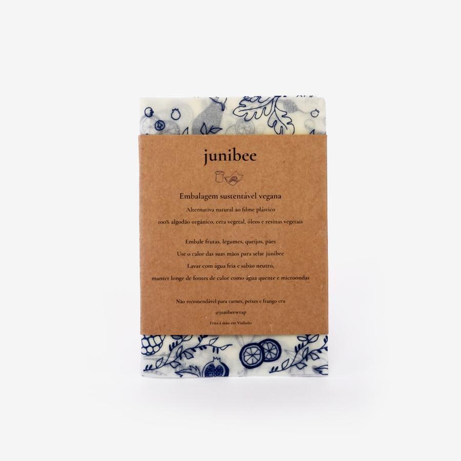 Embalagem Sustentável e Vegana - Tamanho G - Junibee
