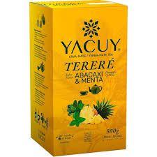 Erva Tereré Abacaxi e Menta 500g - Yacuy