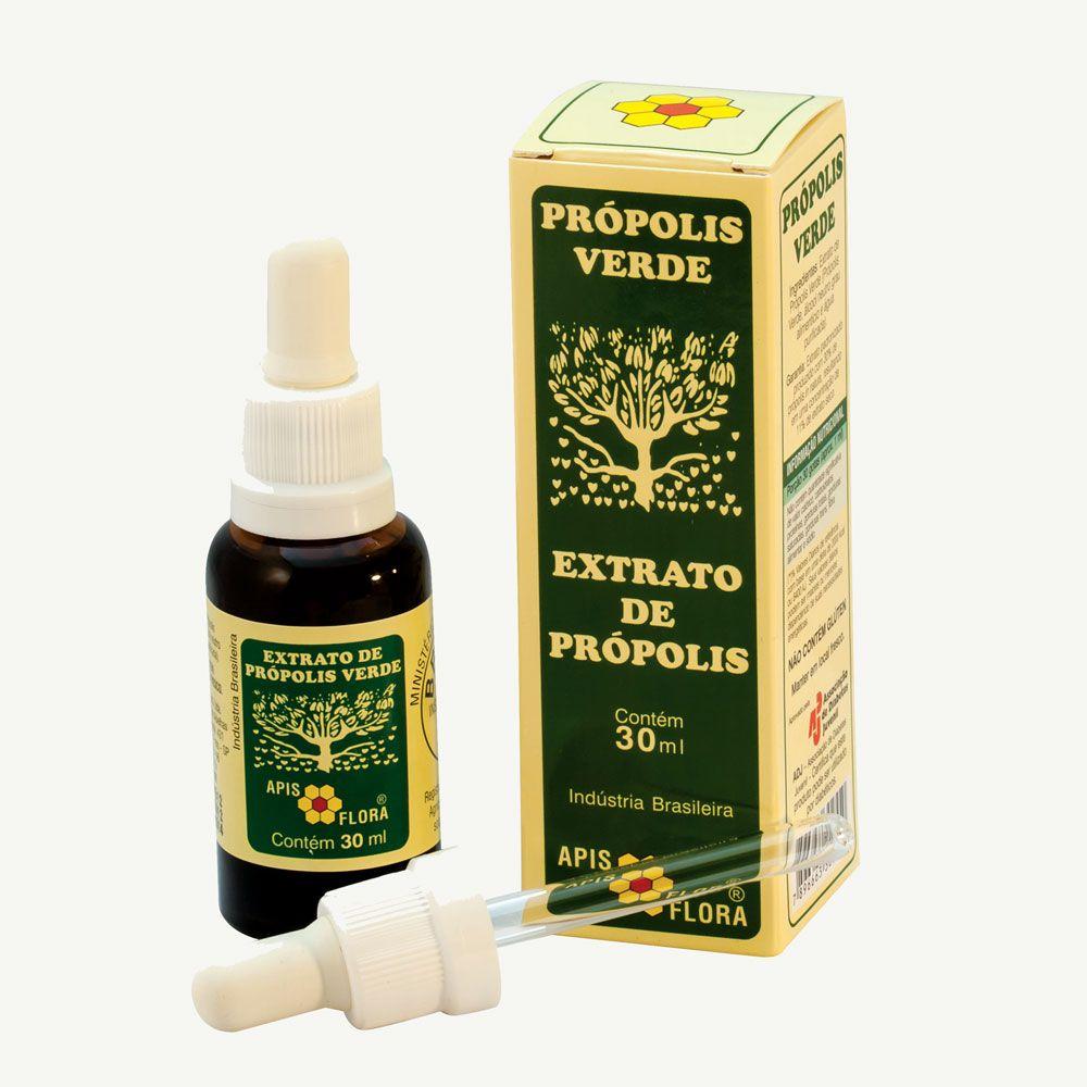 Extrato de Própolis Verde 30 ml - Apis Flora