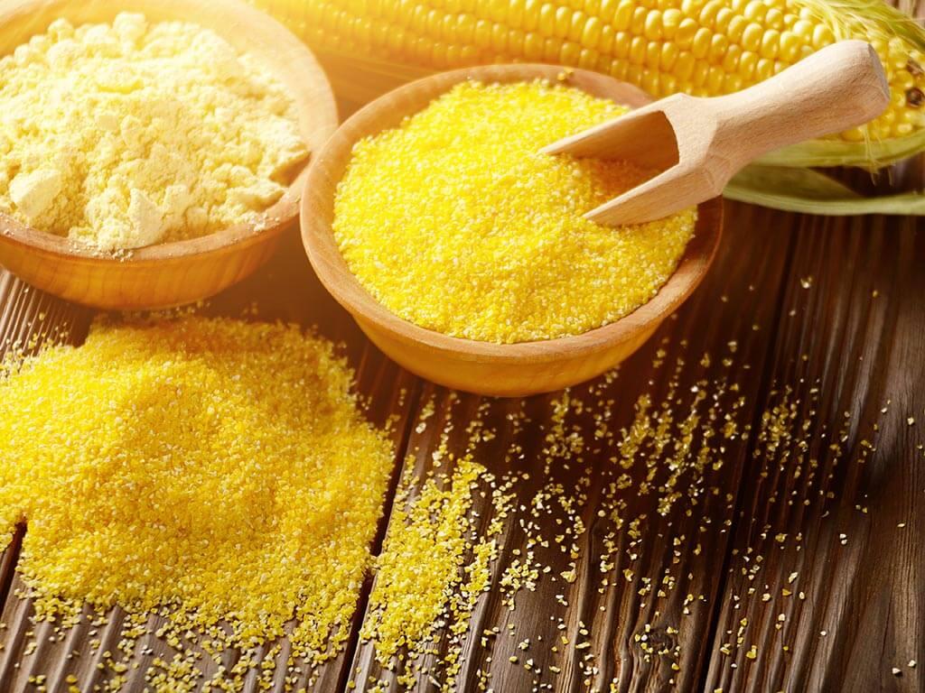 Farinha de Milho - Orgânico -1 Kg -  Vale Ecológico
