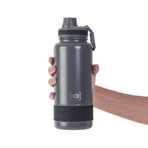 Garrafa Térmica Hydra Bottle 950 ml - Cinza - Pacco