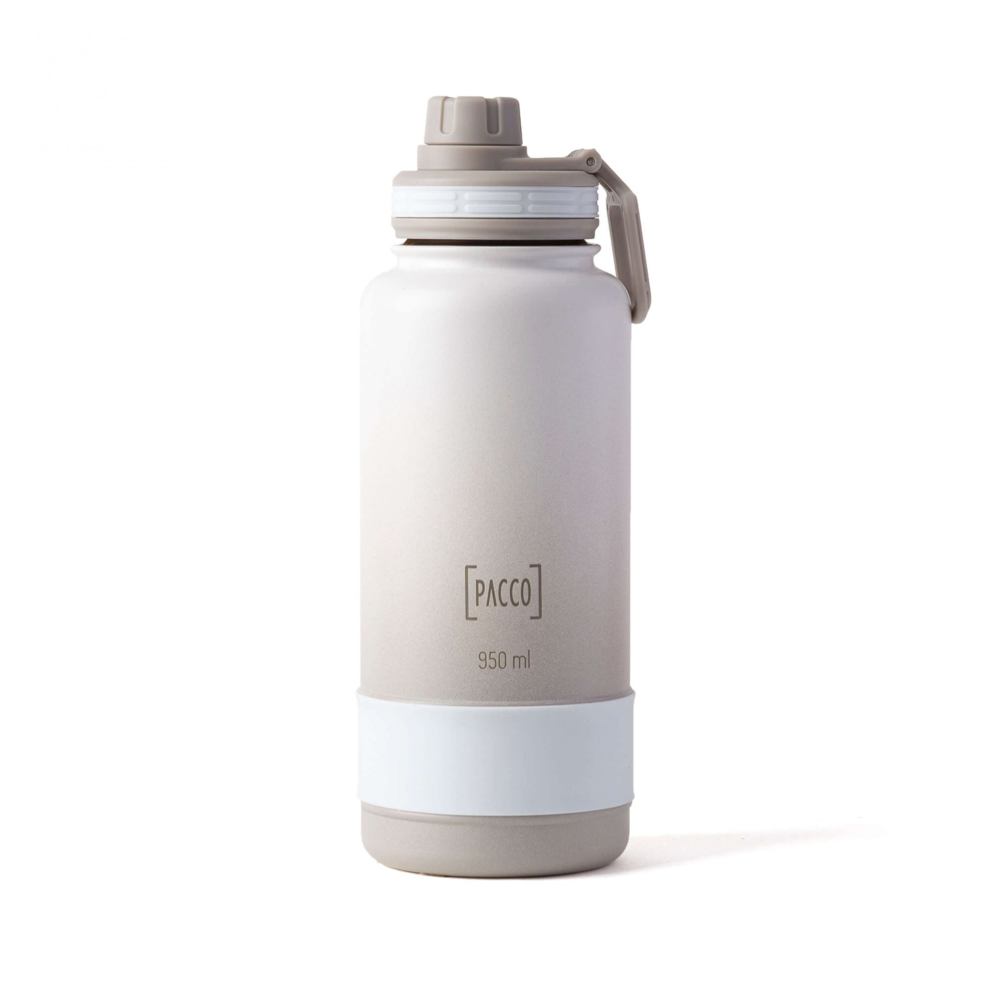 Garrafa Térmica Hydra Bottle 950 ml - Gelo - Pacco