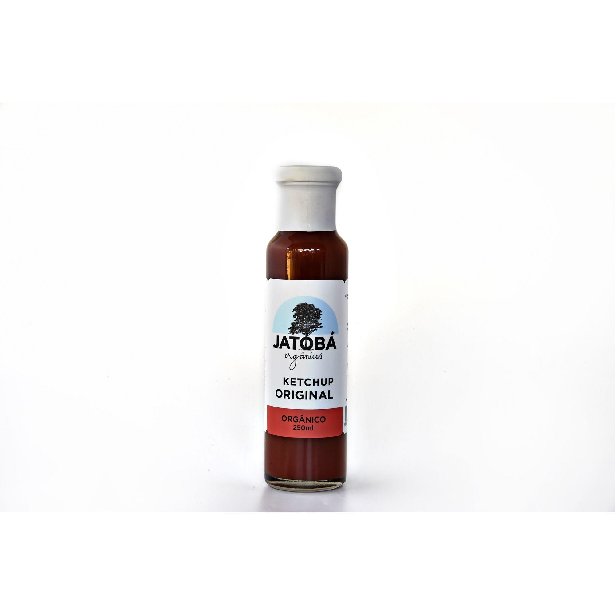 Ketchup Orgânico 250ml - Jatobá