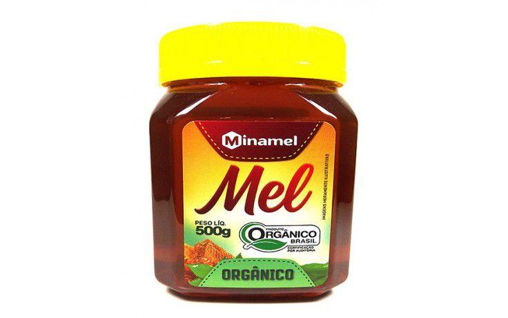 Mel Orgânico 500g - Minamel