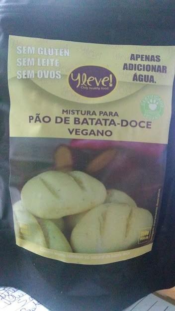 Mistura para Pão de Batata-doce Vegano - Sem Glúten - 250g - Yleve