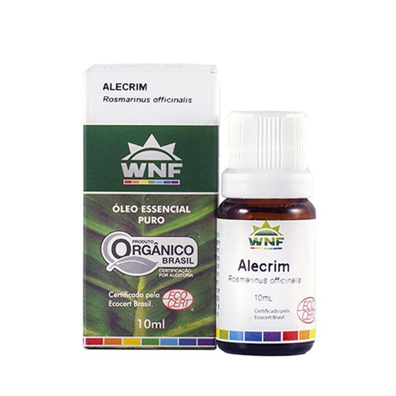 Óleo Essencial Alecrim - 10ml - WNF