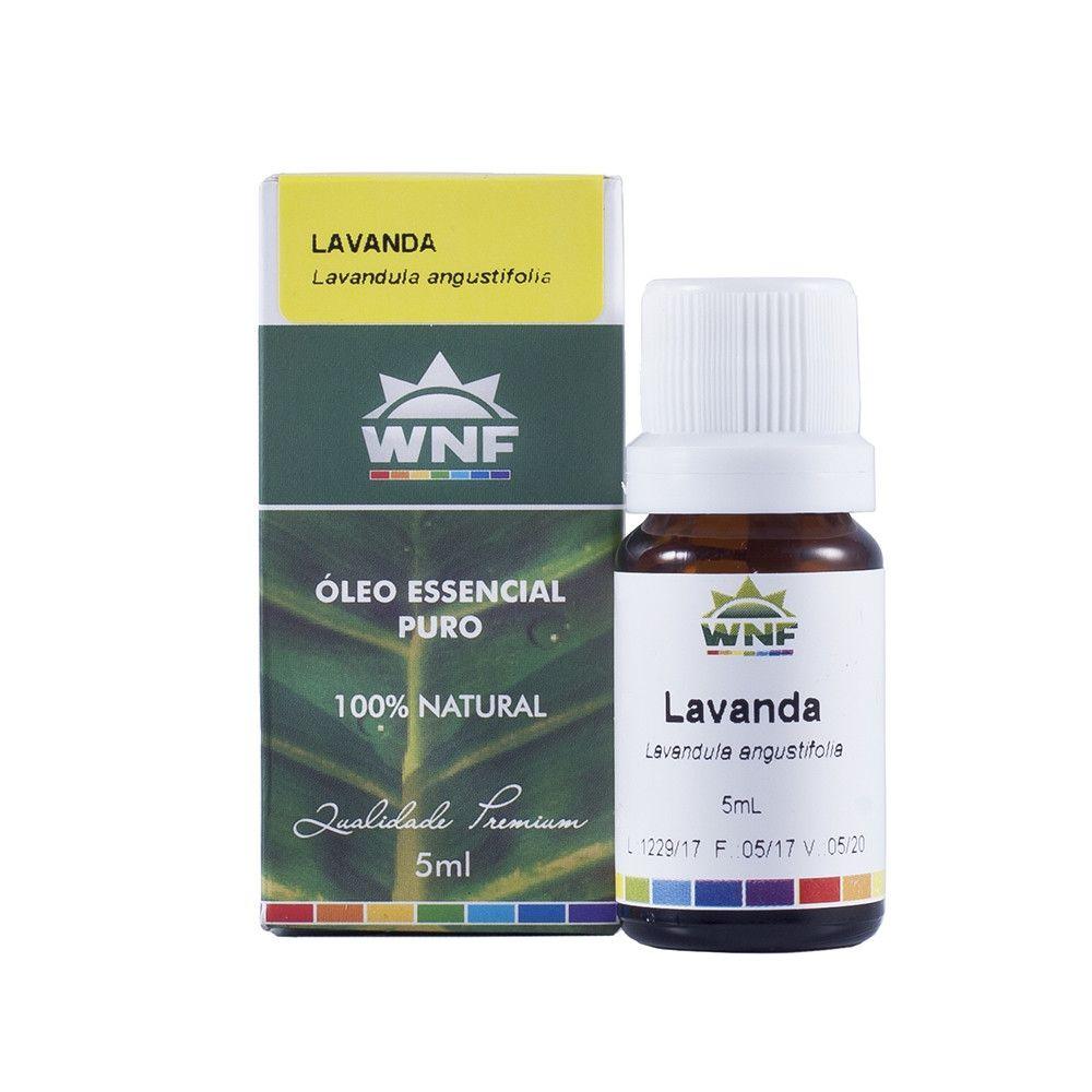 Óleo Essencial Lavanda - 5ml - WNF