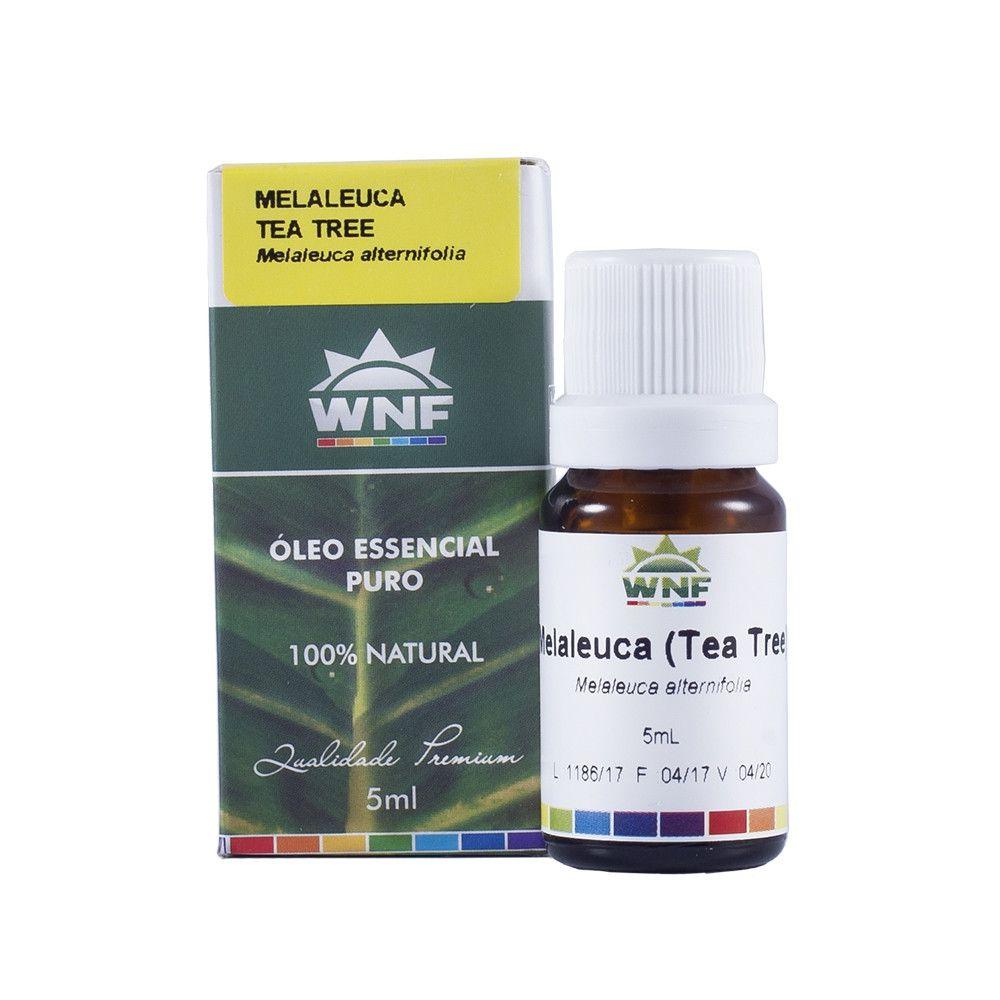 Óleo Essencial Melaleuca (Tea Tree) - 5ml - WNF