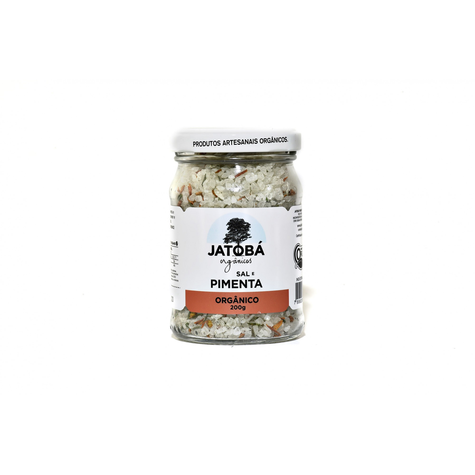 Sal, Ervas e Pimenta - Refil - Orgânico - 200g - Jatobá