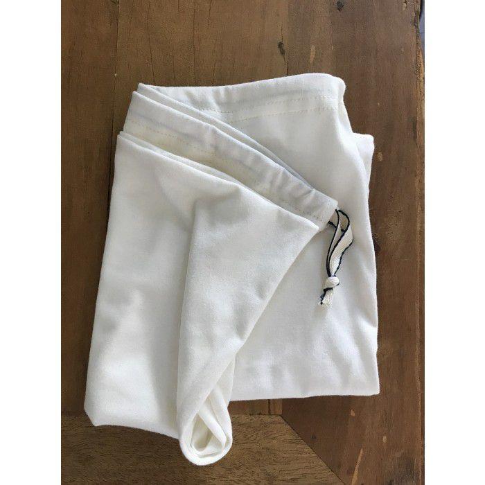 Saquinho em algodão orgânico -Tamanho P - Junibee