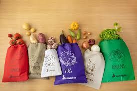 Saquinhos Conservadores de Alimento - Alho (Garlic) - So Bags