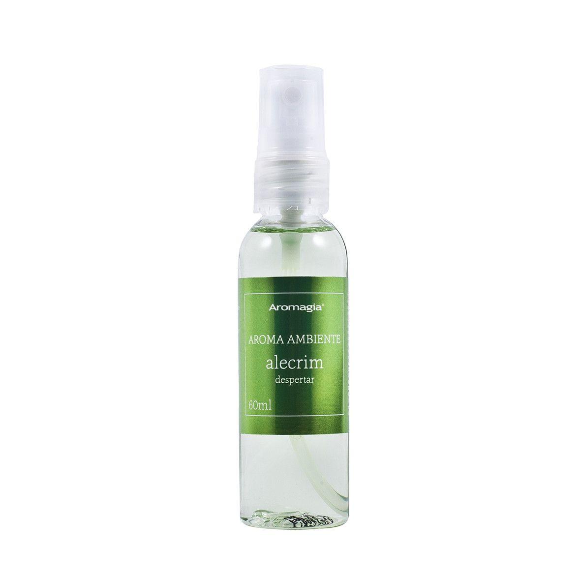 Spray de Ambiente Aromagia - Alecrim 60ml - WNF