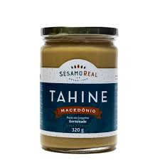 Tahine Macedônio (Germinado) - Sem Glúten e Sem Lactose - 320g - Sésamo Real