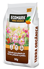 Terra Orgânica - 5 kg - Ecomark