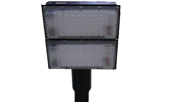 100 w luminária Ideal industrial e rural c/ braço