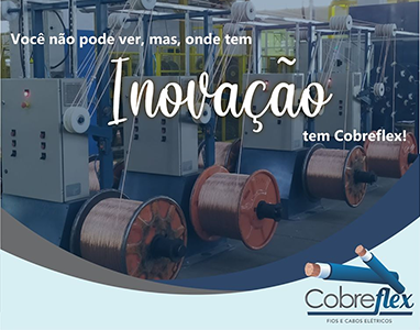 10 x 1,5 mm  cabo controle Cobreflex Cobreflex 1kv s/ blind. pvc/pvc 70º flex.  (R$/m)  - Multiplus Store