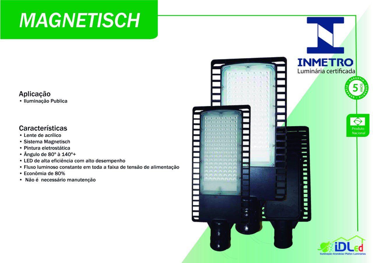 150 w 6500k luminária Ideal pública magnetisch  - Multiplus Store