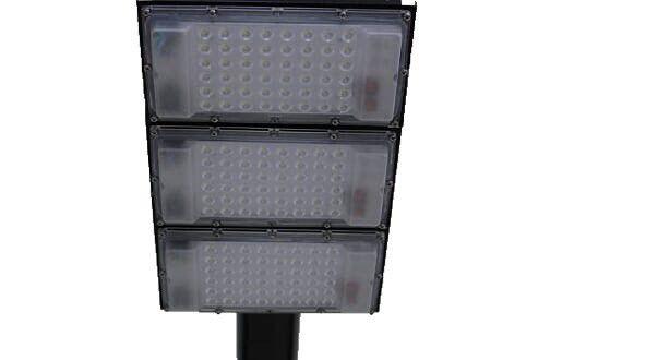 300 w luminária Ideal industrial e rural c/ braço