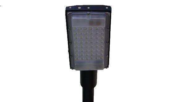 50 w luminária Ideal industrial e rural c/ braço