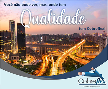 2 x 4,00 mm cabo flexivel Cobreflex pp 300/500v (R$/m)  - Multiplus Store