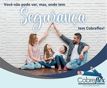 3 x 2,50 mm cabo flexivel Cobreflex pp 300/500v (R$/m)  - Multiplus Store