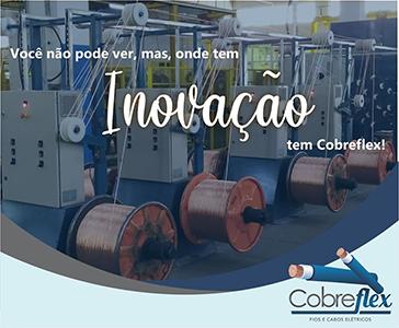 10,0 mm cabo flexivel Cobreflex solda pvc 450/750v (R$/m)  - Multiplus Store