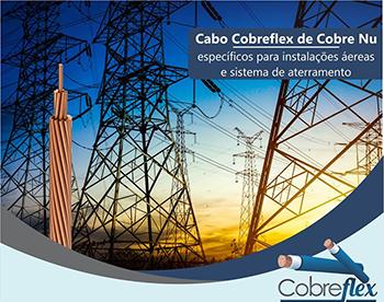 25,00 mm  07 fios cabo de cobre nu Cobreflex (R$/m)  - Multiplus Store