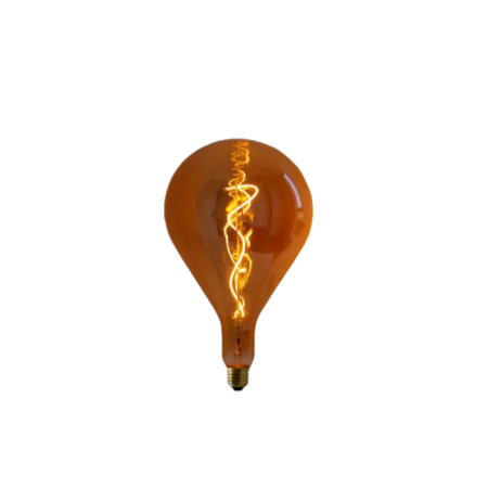 Lampada de Filamento LED A160 Spiral 4W